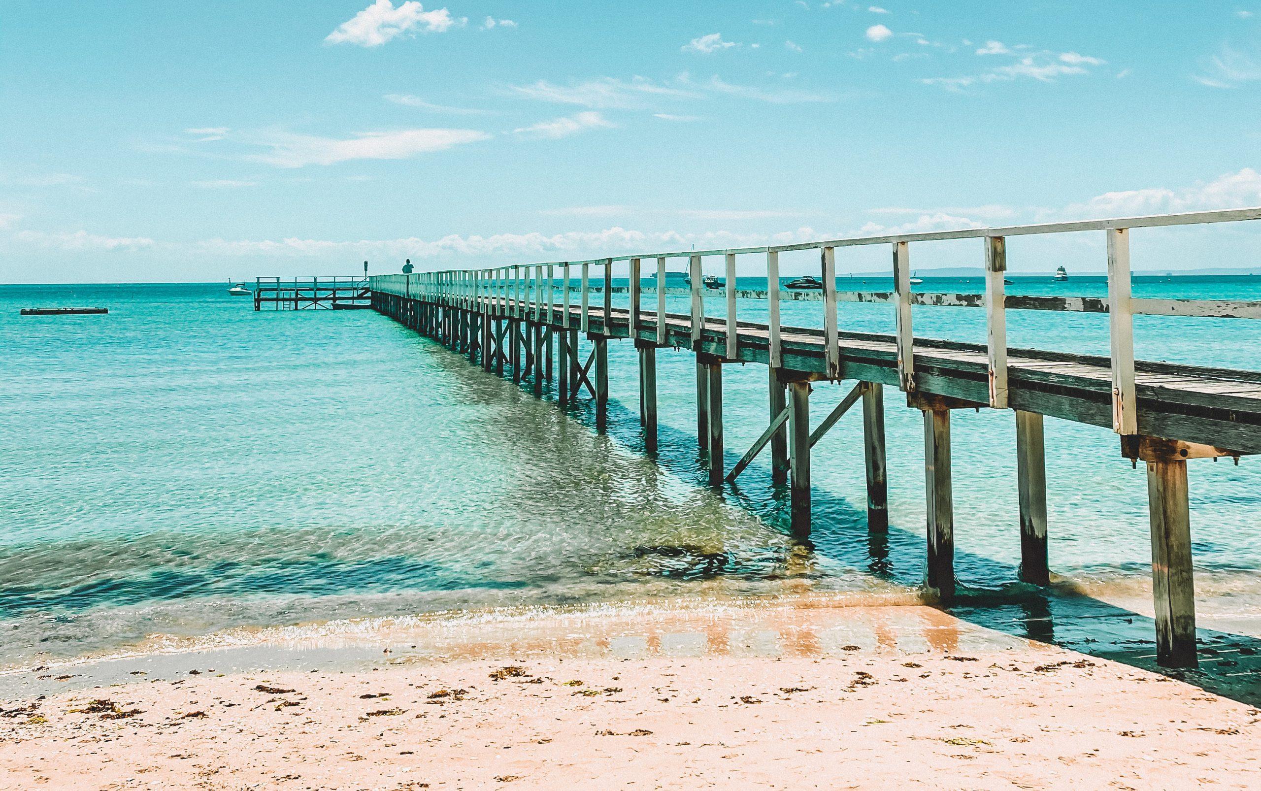 Sorrento Long Pier Victoria