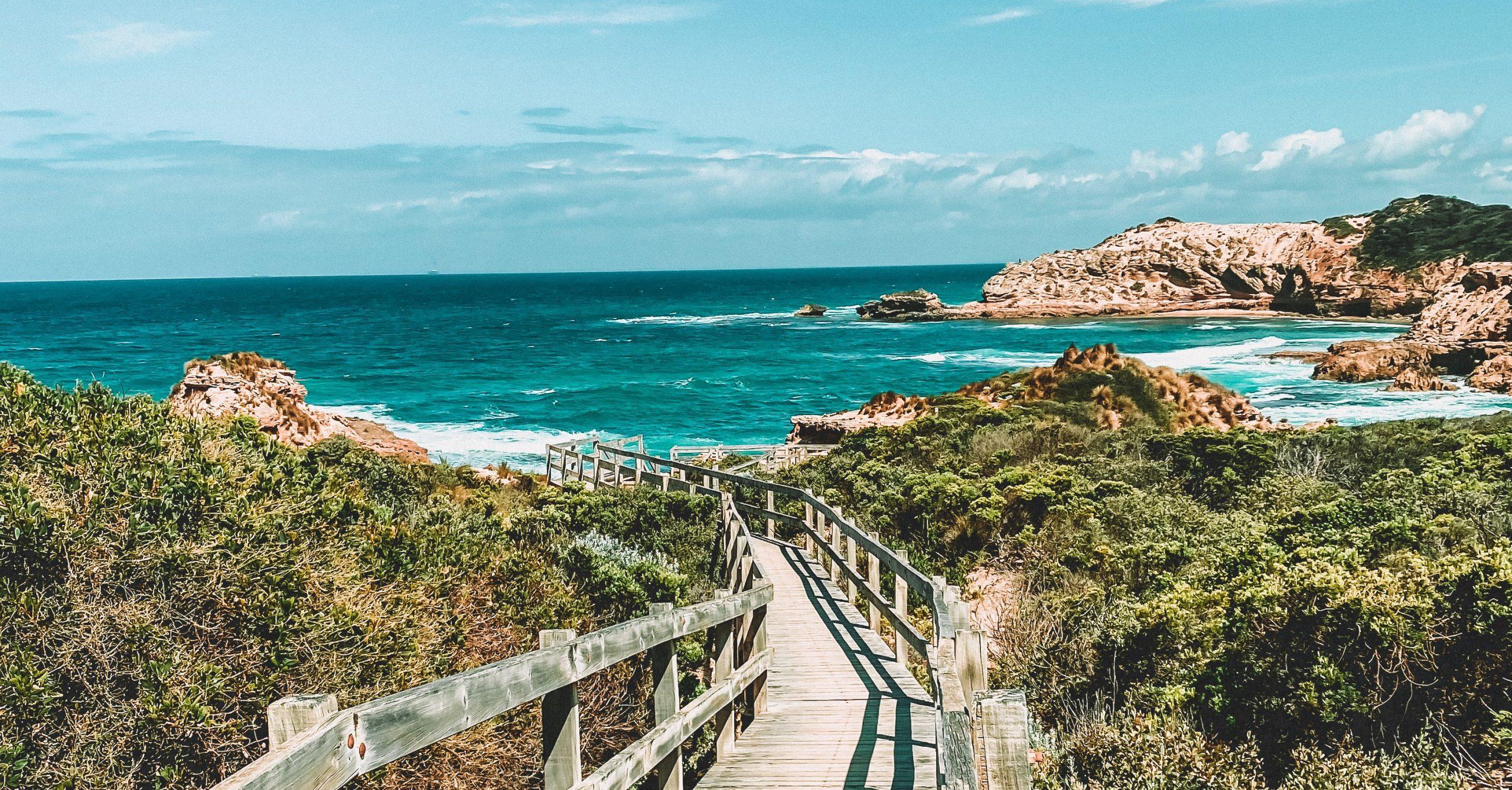 Bay of Islands, Sorrento, Victoria.