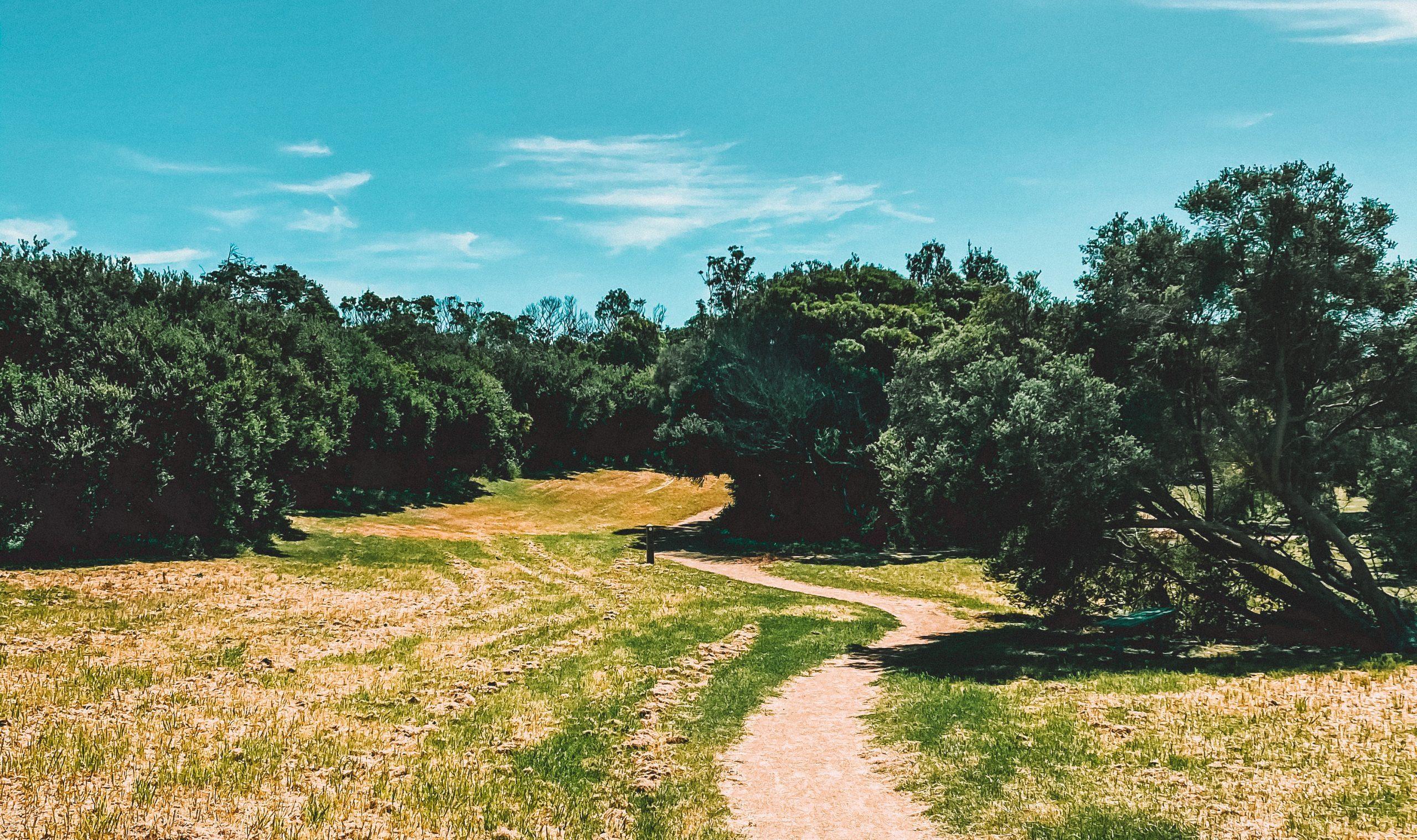 Tuckey Track Reserve Sorrento Victoria